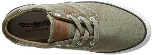 Dockers by Gerli 30st024-790450, Sneakers Basses Homme Marron (Sand 450)