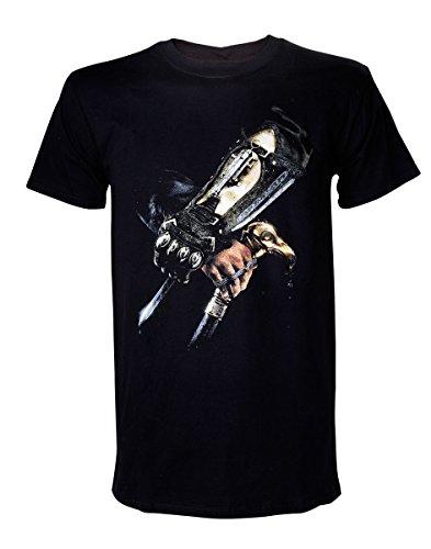 Assassin's Creed VI - T-shirt Men Black - L
