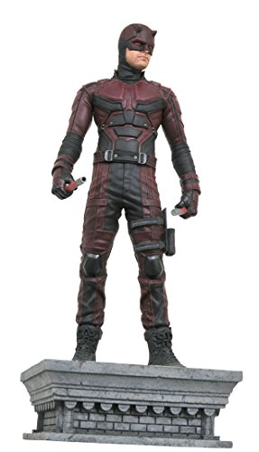 Marvel Comics apr172653Galerie Netflix Draufgänger PVC Figur (Der Punisher Comic Kostüm)