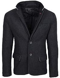 Amazon.it  giacca elegante - Giacche   Giacche e cappotti  Abbigliamento dfaa06045f2