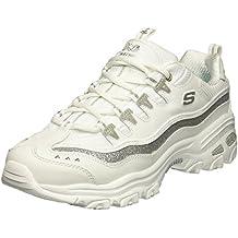 Skechers 11936 - Zapatillas de Otra Piel Mujer, Color, Talla 36 B (M) EU