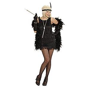 WIDMANN Widman - Disfraz de años 20 para mujer, talla XL (S/7741F)