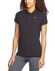 Noir Nike XsSports Club Polo Et Pour Femme Pique W29IEYDH