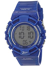 Zoop Digital Grey Dial Children's Watch -NLC4040PP03