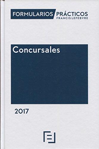 Formularios prácticos concursales 2017
