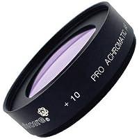 SIOCORE–72mm lente de aproximación acromática, por ejemplo, para Canon, Nikon, Sony, Panasonic, Olympus y Pentax videocámara, cámaras y objetivos con rosca de filtro 72MM)... (Powered By SIOCORE)