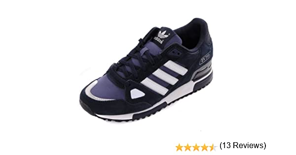 a1f8541c380 ... Adidas Originals ZX 750 Trainers - Navy White  Amazon.co.uk
