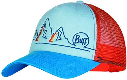 Buff Trucker/Lifestyle Cap + Ultrapower Schlauchtuch | Funktionales Trucker Cap | Trucker Baseball | Sport Trucker | Snapback | La Trucker | UV-Schutz | Loess Multi - 119540.555.10.00