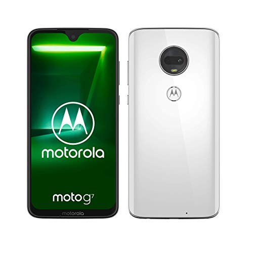 "Foto Motorola Moto G7, Smartphone Android 9.0, Display 6,2"", Dual Camera da 12Mp,..."