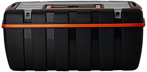 Cogex 72090 Boite de rangement plastique (410x220x180 mm)