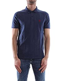 Selected Aro - Polo - Uni - Manches courtes - Homme
