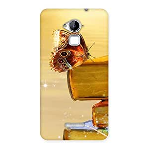 Special Book Butterfly Back Case Cover for Coolpad Note 3