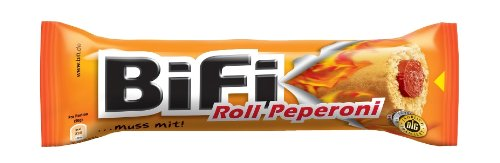 Bifi Roll Peperoni, 6er Pack (6 x 50 g)