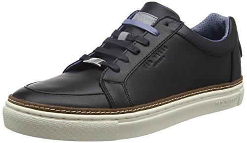 Ted Baker Rouu, Sneakers Basses Homme Noir (Black)