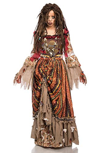 Mask Paradise Halloween Kostüm Calypso, Größe: S-M