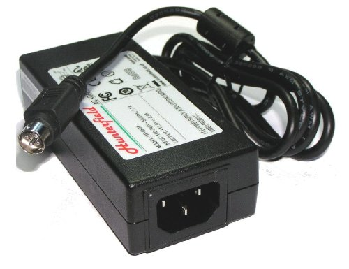4 Pin type 12V 5A mains ac adapter for Alba, Bush, Crown, Dual, Goodmans, Hitachi, JVC, Logik, Matsui, Mikomi, Onn, Proline, Sanyo, Techwood, Toshiba, Waltham, Wharfedale TVs