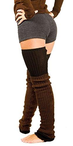 KD dance New York Short stretch sexy en tricot Taille basse Pour yoga, gym, pilates, pole dance Fabriqué aux États-Unis Violet - Prune