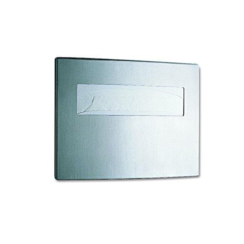 Bobrick 4221WC-Sitz Cover Spender, 153/4x 21/4x 111/4, Satin Edelstahl