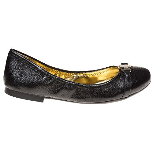 Lauren By Ralph Lauren Bethenny Femme Chaussures Noir Noir