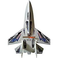 Generic KT Board SU27 F22 J10 MIG29 F16 Adhesive Sticker Lighting Decoration for RC Airplane Fixed Wing