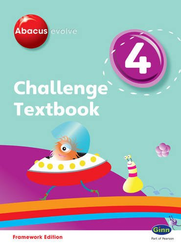 Abacus Evolve Challenge Year 4 Textbook (Abacus Evolve Fwk (2007)Challenge)