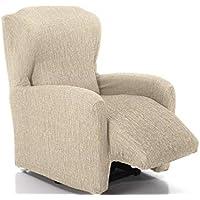 CAÑETE - Funda sillón Relax Completo BACO - Color Beig