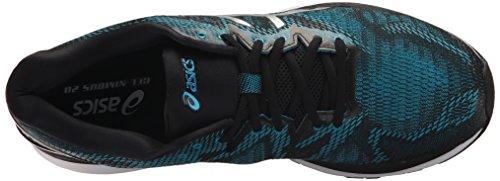 Asics Herren Gel-Nimbus® 20 Schuhe Island Blue/White/Black