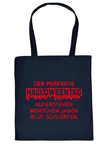 : Der perfekt Halloween-Tag ::: Tasche für Süßes und Saures ()
