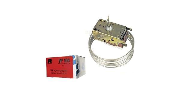 Kühlschrank Thermostat Universal : Universal thermostat servicethermostat kühlschrank ranco k l