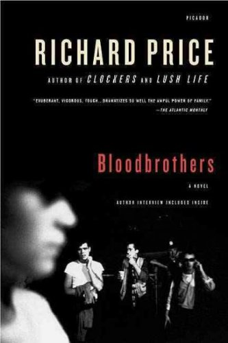 (BLOODBROTHERS ) BY Price, Richard (Author) Paperback Published on (03 , 2009)