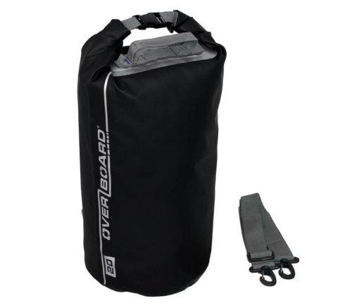 Overboard Waterproof Dry Tube Bag, 20 Litres Test