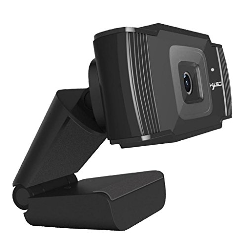 D DOLITY Externe S70 HD 1080P USB Webcam Mini Kamera mit Mikrofon für Laptops mit 30fps -