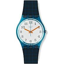 Swatch Reloj Digital de Cuarzo para Mujer con Correa de Silicona – GS149