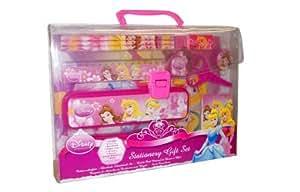Sambro – Disney Princess – Kits de fournitures scolaires des Princesses Disney