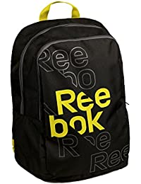 Reebok Kids Royal Graph Backpack - Mochila, color negro, talla única