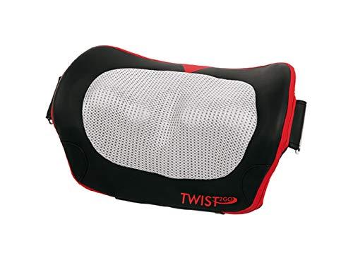 Casada Miniwell Twist 2 GO Kissen Massagegerät Shiatsu, Rückenschmerzen