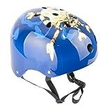 Ideale Helm für BMX Freestyle, Inliner, Skateboard, mehrfarbig, 54-56 cm,46100100