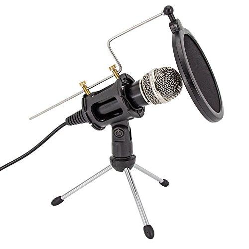 xiaokoa-pc-microfoni-a-condensatore-set-microfoni-per-telefono-includere-lettore-microfono-da-tavolo