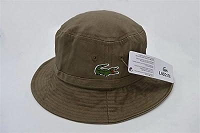 Unisex LACOSTE Sports Fans Kappe Bucket Hat (grün)