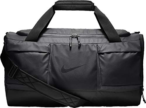 Nike 2018 Sporttasche, 45 cm, 3 liters, Schwarz (Negro/Negro)