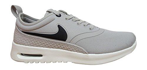 Nike 848279-003, Damen Lauflernschuhe Sneakers, Light Iron ore Black Ivory 002 - Größe: 36.5 EU