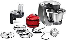 Bosch MUM59N26DE – Robot de cocina (Acero inoxidable, Acero inoxidable, 50/60 Hz, Mezcla)