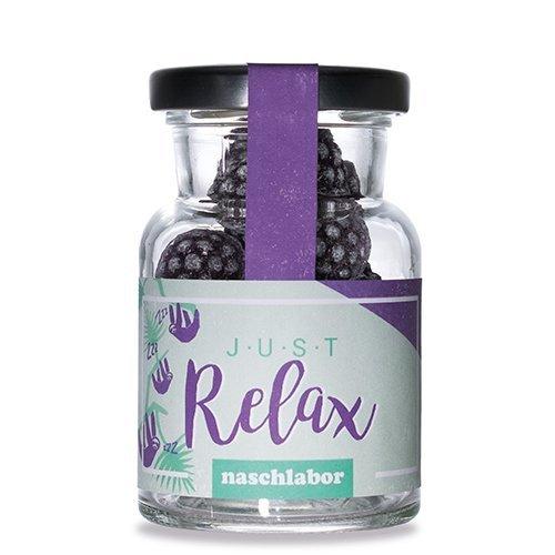 Just Relax Fruchtgummi-Mix von Naschlabor - Der perfekte Fruchtgummis MIx für ruhige Abende auf der Couch