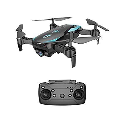 TONSEE-Electronics X12 Drone 720P Wide Angle Camera WiFi FPV 2.4G One Key Return QuadcopterToy Gift
