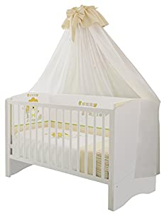 Kidsaw Kudl Kids Cot Bed, White, of