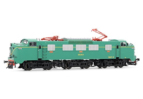 Electrotren - Locomotora 278-007 RENFE, época V, DC con sonido (Hornby E3030S)
