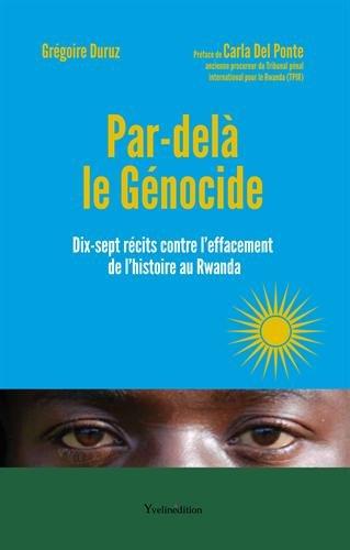 Par-delà le Génocide par Grégoire Duruz