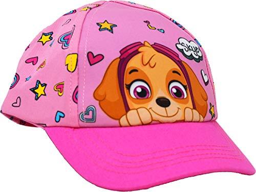 Laylawson Gorra béisbol Patrulla Canina niñas Rosa