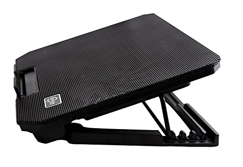 SYSTECH ERGOSTAND Cooling Pad for 10 to 15.6-inch Laptops