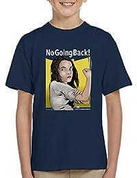 Mutie Riveter Laura Logan X Men No Going Back Kid's T-Shirt